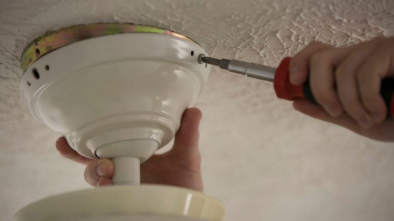 Ceiling Fan Installation Cost